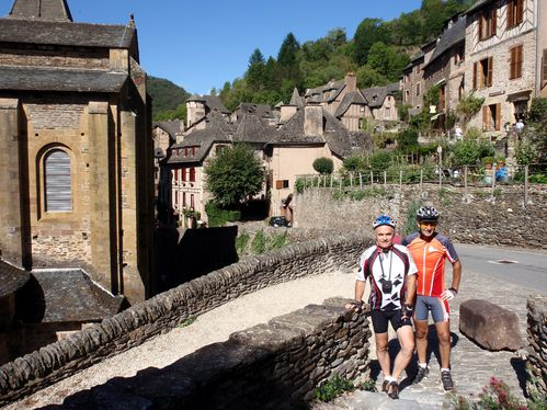 Ordinary Grand Tour St Eulalie #5: 3-Conques.JPG