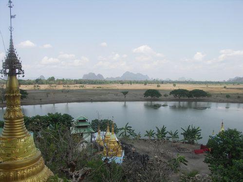 Le sud de la Birmanie