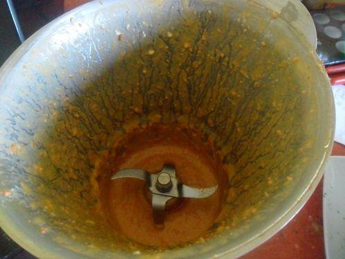Filets de merlu poireaux sauce chorizo (5)