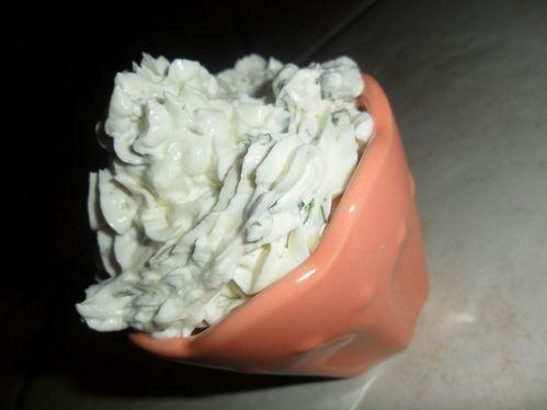 Sauce blanche au herbes (2)