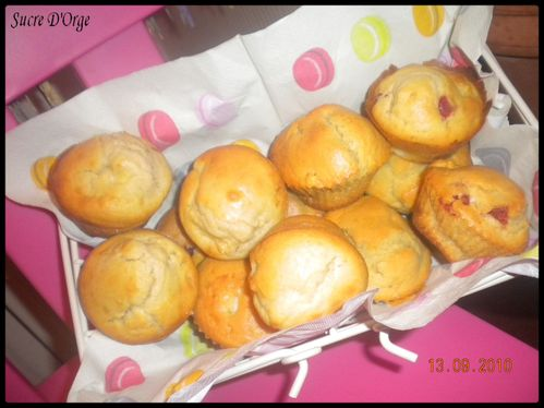 Muffin aux pommes (3)