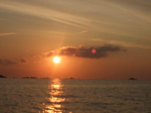 levé soleil