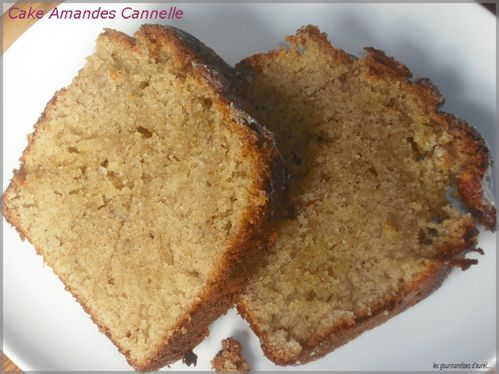 cake amandes cannelle2