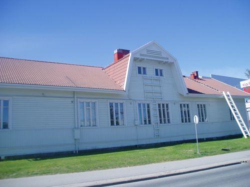 Ancienne gare de Rovaniemi