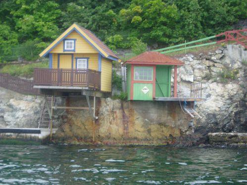 Maison avec accès mer