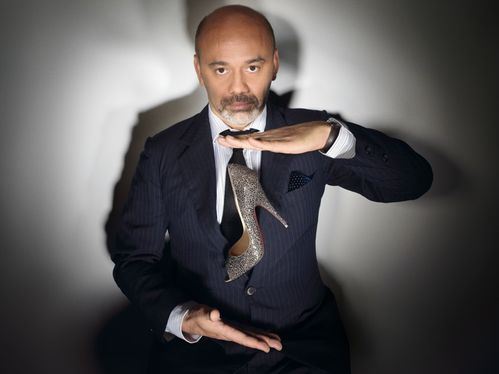 Christian-Louboutin-magicien©Photo-Andrea-Klarin