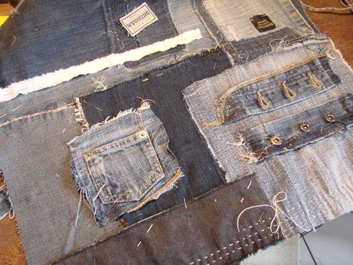 Projet jeans 1