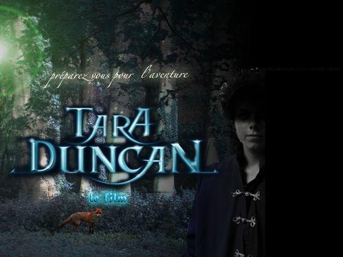 poster fake tara duncan
