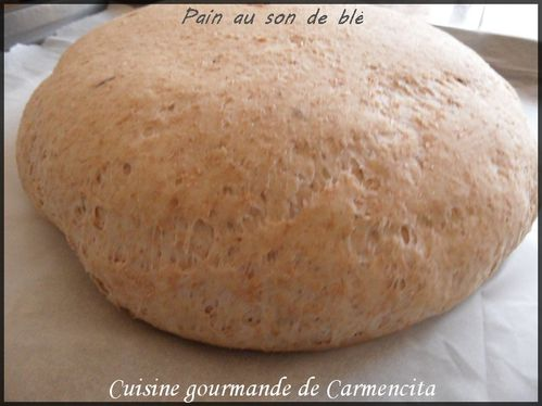 Pain au son de blé-border