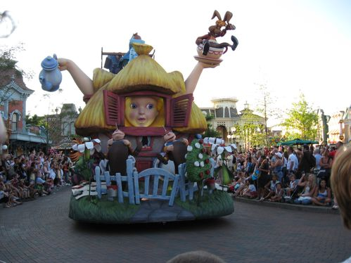 051 - Parade - Disneyland Paris