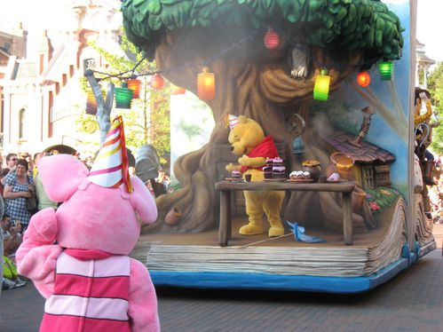 056 - Parade - Disneyland Paris