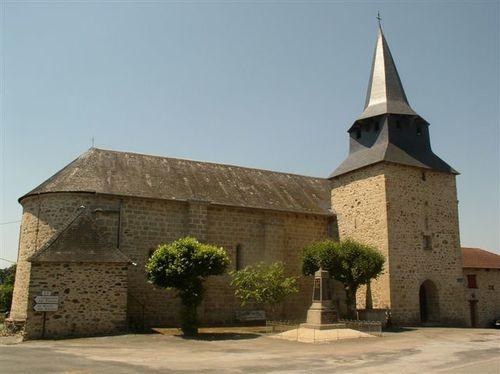 Bourg de St genest sur Roselle