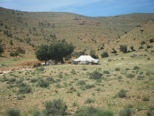 campement nomades