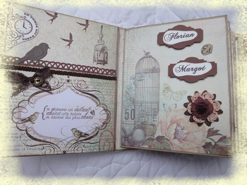 Mini album flo et margot (1)