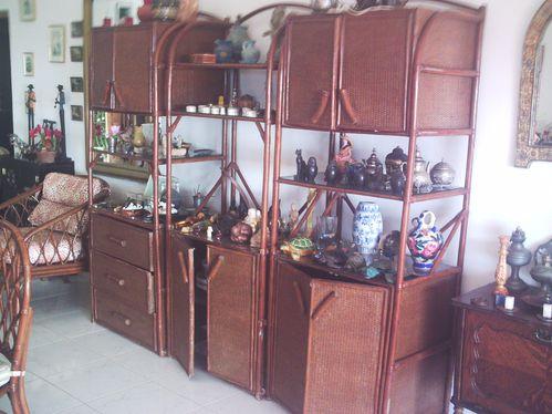 a vendre meubles en rotin petites annonces en rep dom. Black Bedroom Furniture Sets. Home Design Ideas