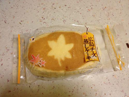 広島チーズ蒸しケーキ 01