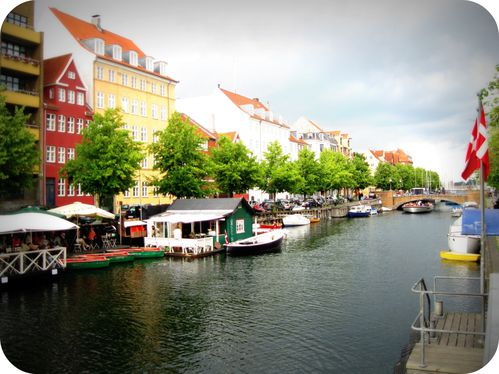 Scrap'Inès Voyage Danemark été 2011 Summer trip Denmark