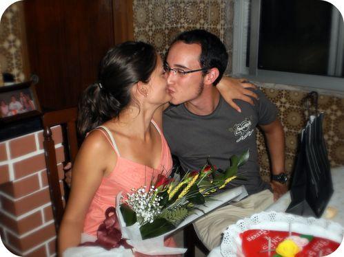 Scrap'Inès Voyage été 2011 Summer trip Surprise 5 ans ye