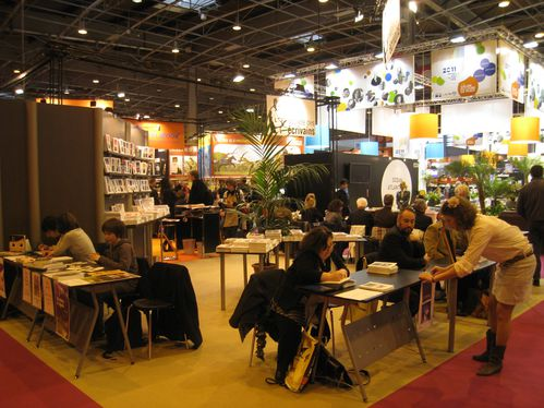 1 - salon du livre à Paris (5)