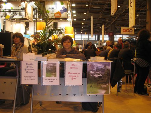 1 - salon du livre à Paris (7)