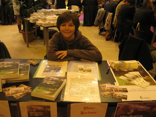 1 - salon du livre à Paris (8)