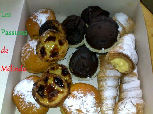 Patisseries portugaises