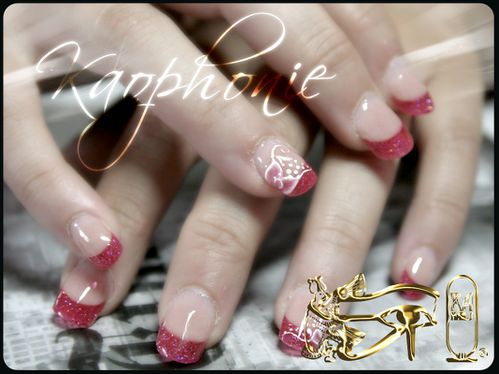 french-glitter-purplish-red-001