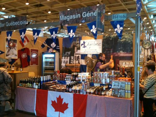 quebec stand