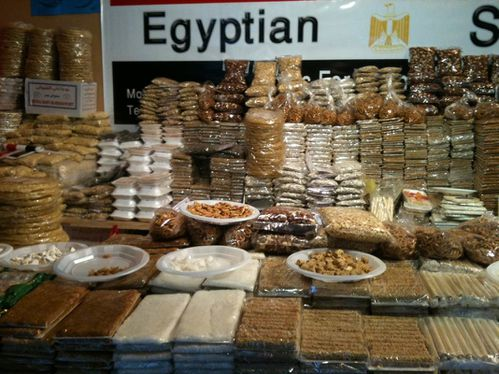egypte patisseries