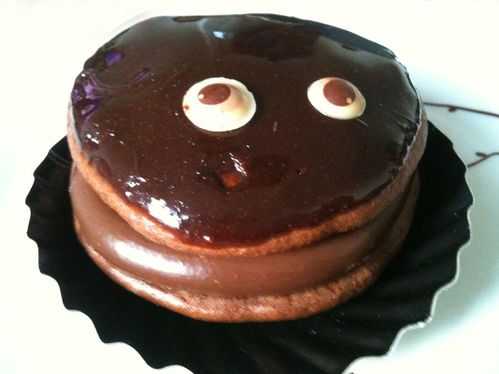 epicerie paris whoopies chocolat