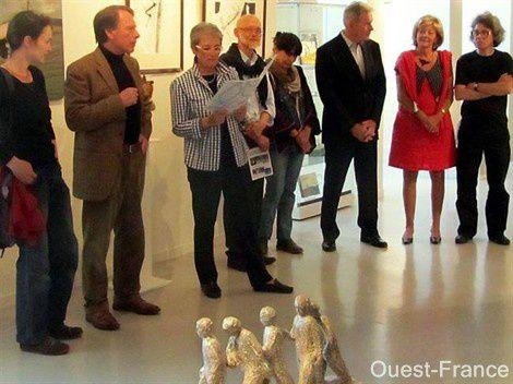 Salon de Printemps d'Agon 2011- Ouest-France