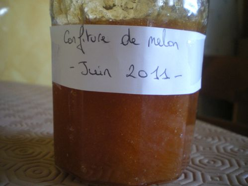 confiture de melon (2)