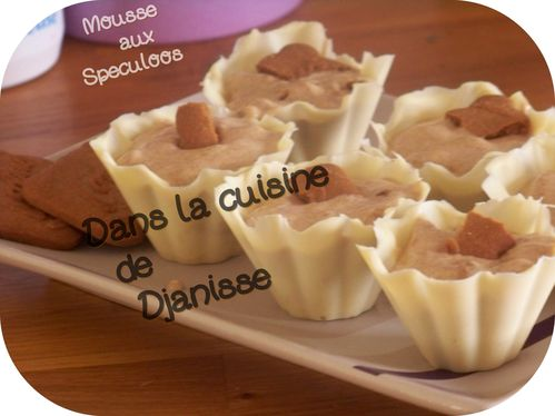 mousse aux speculoos 3