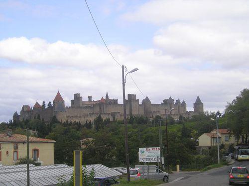 Carcassonne,Canal du midi,septembre 2006 103