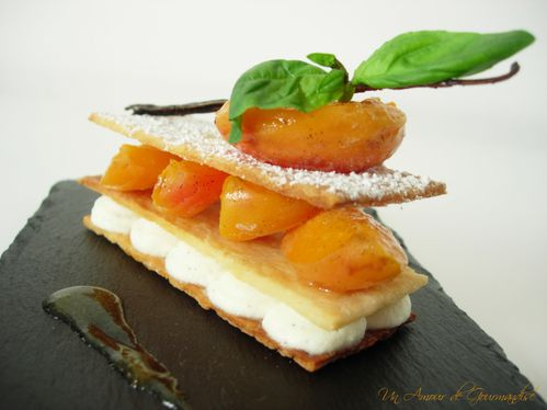 mille feuille abricot3
