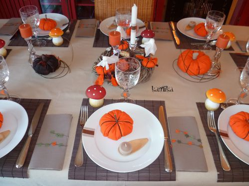 table automne 6