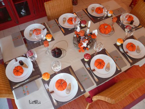 table automne 8