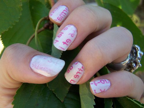 Nail art journal - Décorations sur ongles Blog Nail Art