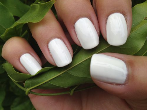 Vernis à Ongles White Out de China Glaze - Bahialouna Nail Art