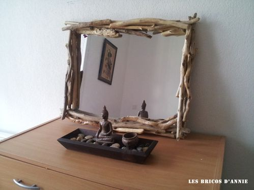 Customiser un miroir - Decorer un miroir ...