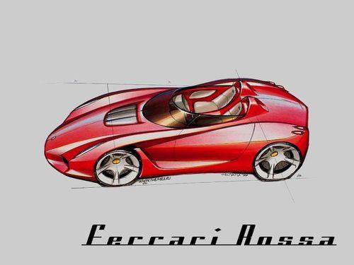 Ferrari Pininfarina Rossa5