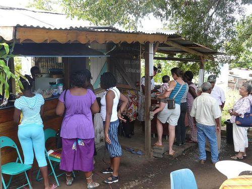 Fête du manioc à Baillif (3)