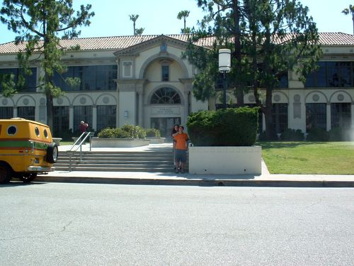 Sunnydale High School 8