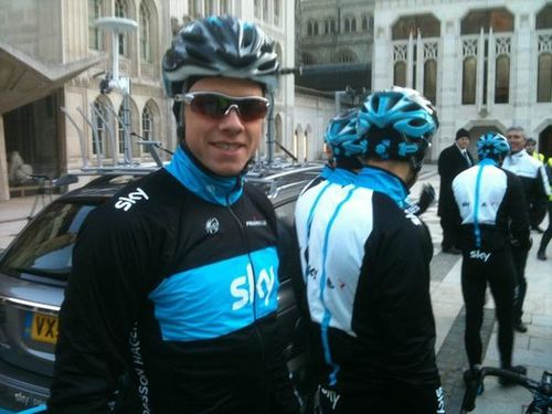 Sky Pro cycling Team Jersey 2010