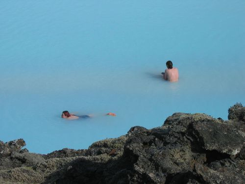 Blue Lagoon CLevesque