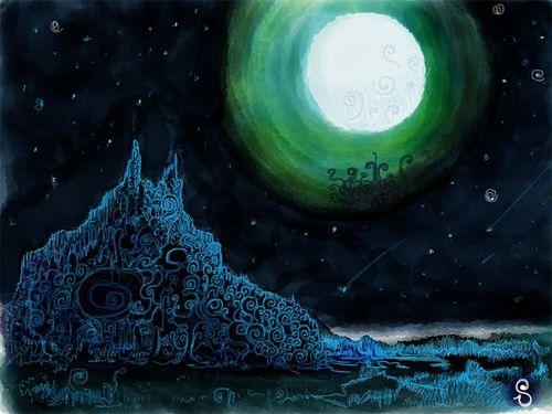 lune verte