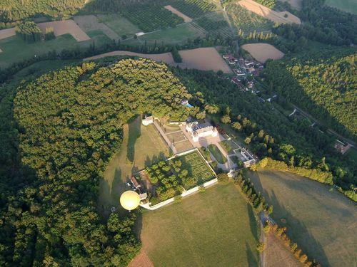 Célèbre Château de Lacoste - Images en PERIGORD CC57