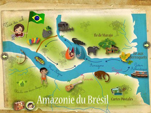 Lulu et Zaou en Amazonie 6