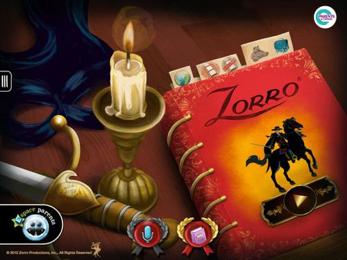 Zorro application 4
