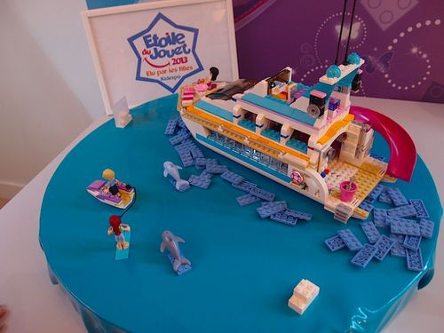 Blogueuse d bord e nipette - Lego friends l ecole ...
